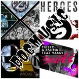 DOCMUSIC ELECTRO HOUSE Mixes And Mashups SESSION #18 April 2015