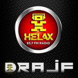 Radio Helax @ Drajf with LanDchi & Peet V 08.04.2016