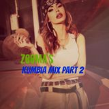 Zooma's KUMBIA MIX PART 2