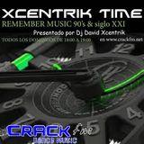 Program 5 XCENTRIK TIME by David Xcentrik in Crack Fm #especial XQUE Calella de Palafrugell