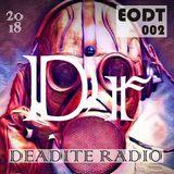 Deadite Radio - End of Days Transmission 002 (Live on Facebook - Recorded 2/26/18)
