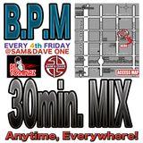 B.P.M 30min.MIX-JUNE-
