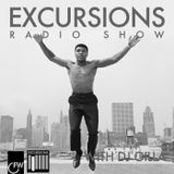 Excursions Radio Show #15 with DJ Gilla - Nov 2012