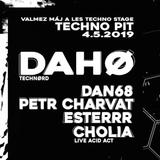 Dahø@TechnoPiT / Valašské Meziříčí (04.05.2019)