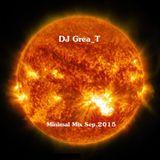 DJ Grea_T - Minimal Mix Sep.2015
