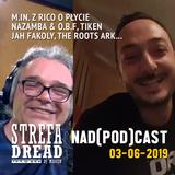Strefa Dread 598 (Nazamba & O.B.F), 03-06-2019