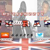 UK RAP & GRIME MIX BY DJ @TICKZZYY