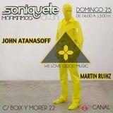 martin ruihz VS Yellow Man Soniquete