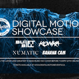 Digital Motion Showcase Live at Red Room 2018