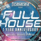 Full House - 1 Year Anniversary mixed by R3ckless