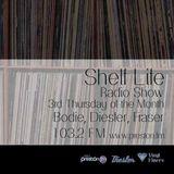 Shelf Life w/ Diesler, Bodie & Fraser - 15.05.14 - 103.2 Preston FM