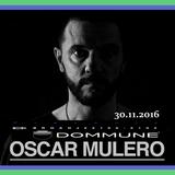 Oscar Mulero - Live @ Dommune, Tokyo, Japon (30.11.2016)
