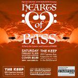 MegManMUSIC LIVE! @ HEARTS of BASS 02/10/2017