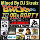 Back to The 90's Party 2014