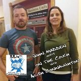 On The Couch with Ailish Connaughton (Hosted by John Madden)