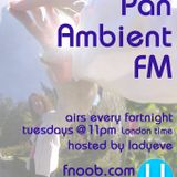Halftribe Guest  Mix for Panambient 2014