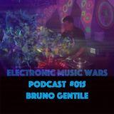 EMW Podcast #015 - Bruno Gentile