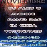 Twinwaves - Live Fiesta Privada Remember @ Nexo (24-11-2018)