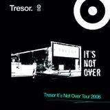 Kriek @ Tresor It´s Not Over Tour 2006 - Monox Glasgow - 18.02.2006