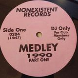 Nonexistent Records - (Side A) Medley 1990 Part One