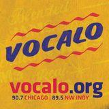 90.7FM Vocalo Radio Mix - December 2015