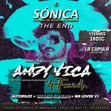 "AndyVica @ ""RoofTop La Cupula""  12/28/2018"