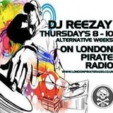 Reezay Live 12/1/17