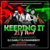 2 -5- FLOW VOLUME ONE_ DJ DANNIE BOY X DJ GABU