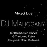 Mixed Live For Benediction Brunch @ The Kempinski Hotel Living Room