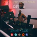 CPT Festival - Afrohouse - Angola with a touch of South Africa