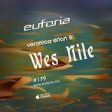 Wes Nile - euforia mixtape 179