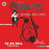 Welcome to Cabaret @ Maki // swing pt 2