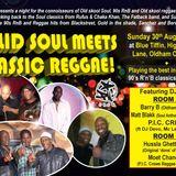 Solid soul vs Classic reggae free promo cd
