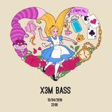 X3M BASS w/ Mechtatel DJ - 13/04/2019