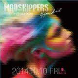 Numanoid aka DJTSUYOSHI ( JOUJOUKA ) @MADSKIPPERS in Shibuya-10-Oct-2014