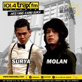 Surya Molan MorningZone TraxFMJKT 8 September 2016
