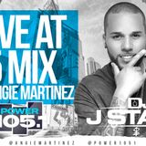 The Angie Martinez Show #LiveAt5Mix 6/27/16 (Live)