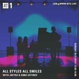 All Styles All Smiles w/ Dima Ustinov - 10th November 2019