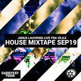 Deep/Tech House - September 2019 (Live Gadefest Vejle)