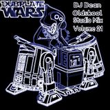 DJ Dean - Dubplate Wars Oldskool Studio Mix Vol 21... 93/94 Selection