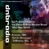 Ep. 180 - Artist Spotlight on D-Bridge, Vol. 1