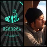 DJ Taz Live at SCANDAL 3 Year Anniversary Party 2017/10/9