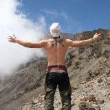 Från Rullstol till Kilimanjaro