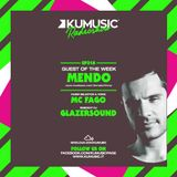 Kumusic Radioshow Ep.218 - Guest of the week: Mendo