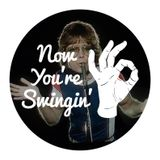 Now You're Swingin' Episode 12 - Guest Pauly Martin aka Platinum Ray
