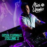 DJ MICK URANKO - OPEN FORMAT VOLUME 2