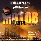 "DJ Lucky - March 2016 ""Motor City Bhangra"" Mix"