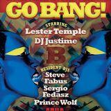 DJ Justime at Go BANG! November 2016