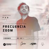 Frecuencia Zoom 009 @ Main Radio - Fab (02-09-2016)
