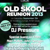 X-ray @ Voodoo Dublin (Pulse) Oldskool Reunion 2013